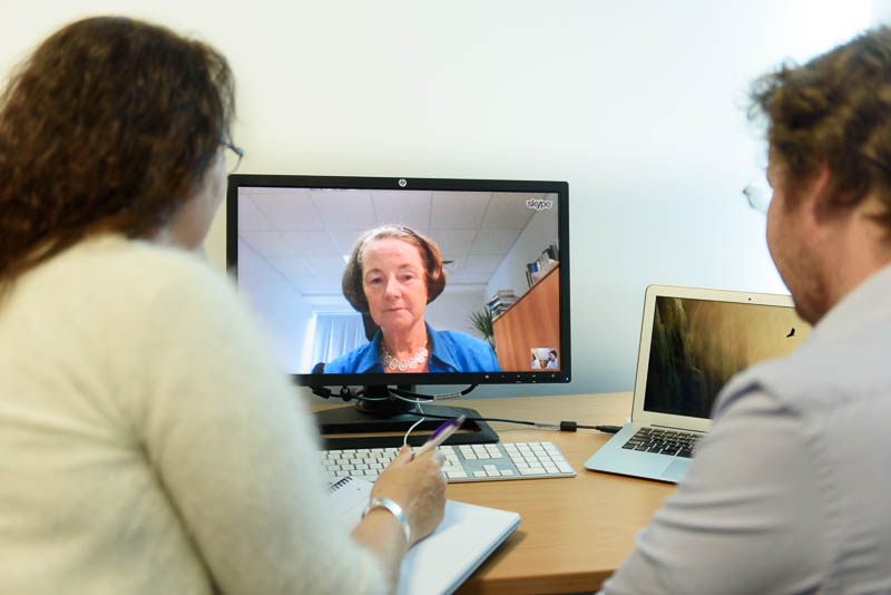 Mediation using Video Conferencing with Dr Teresa Graham of ARC Mediation